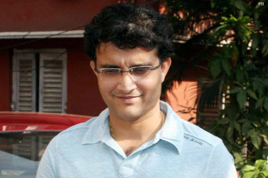 Android application on Sourav Ganguly