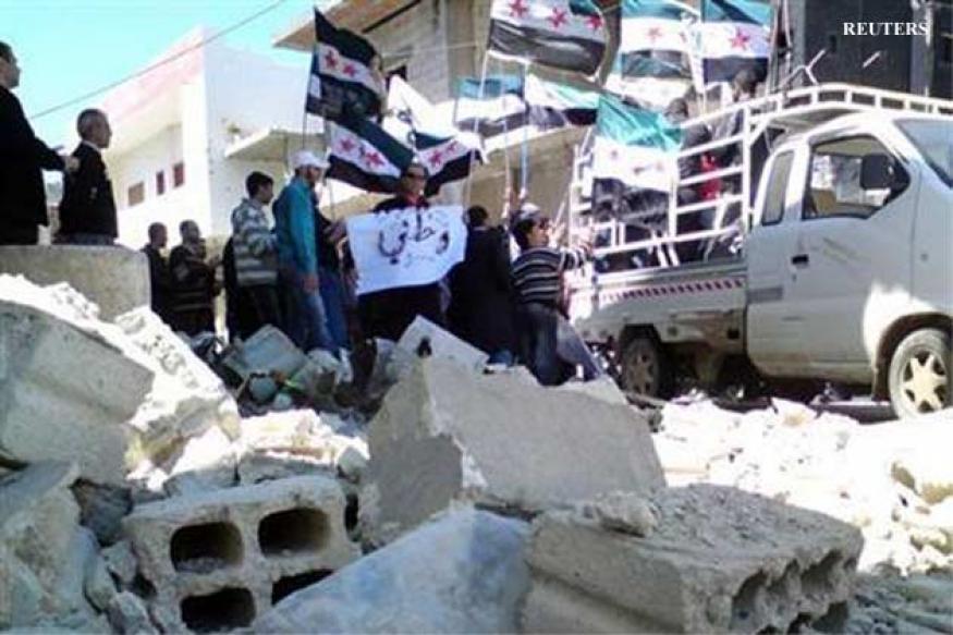 Death toll rises in Syria before UN vote