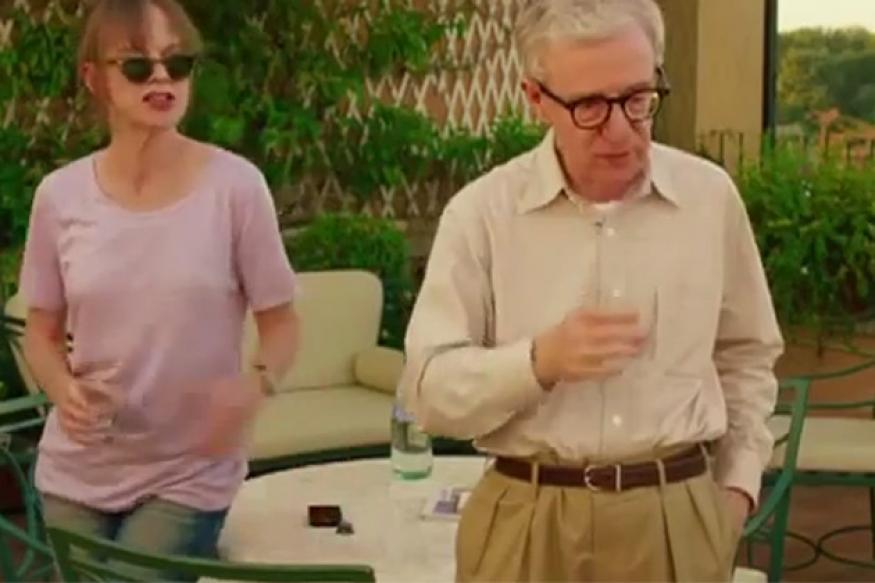 Watch: Trailer of Woody Allen's 'To Rome with Love'