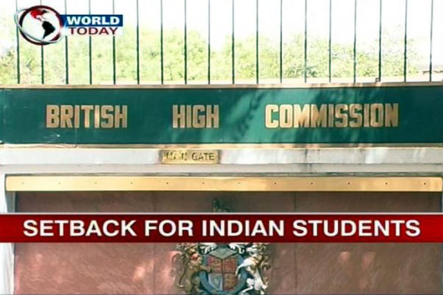 No work permit for Indians in UK after studies
