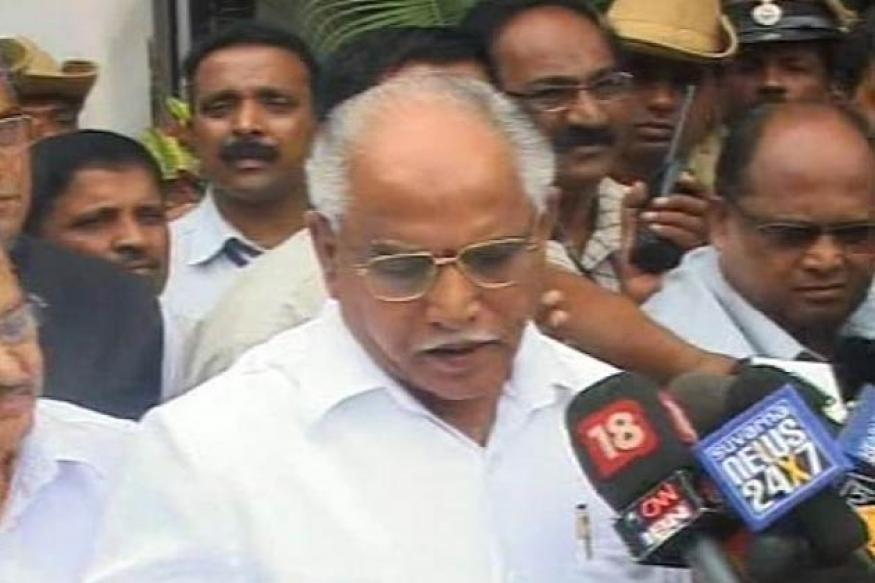 BJP has promised to make me K'taka CM: BSY