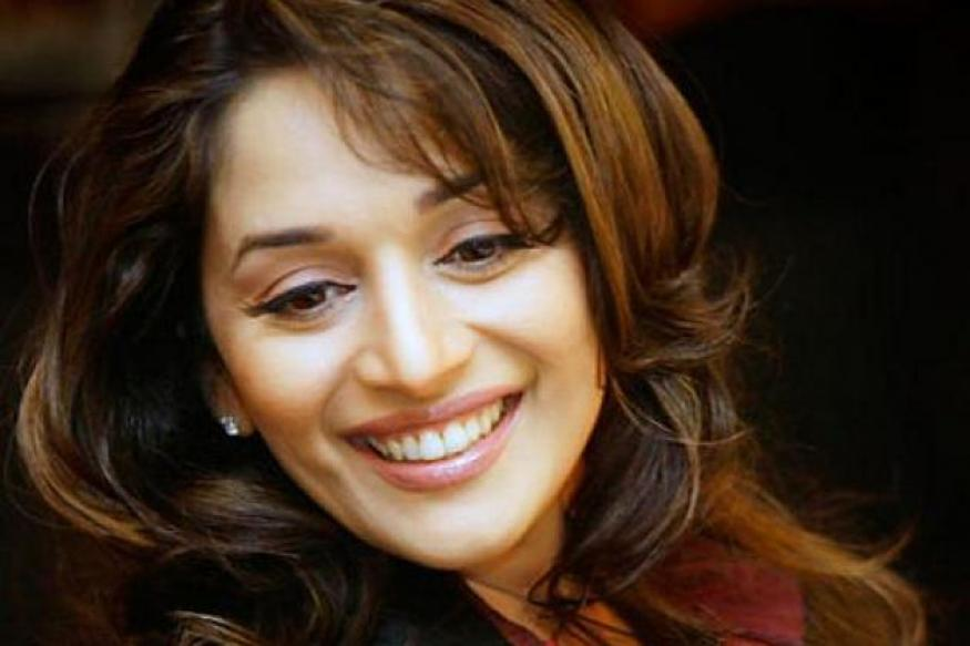 Madhuri Dixit turns gangster for 'Gulab Gang'