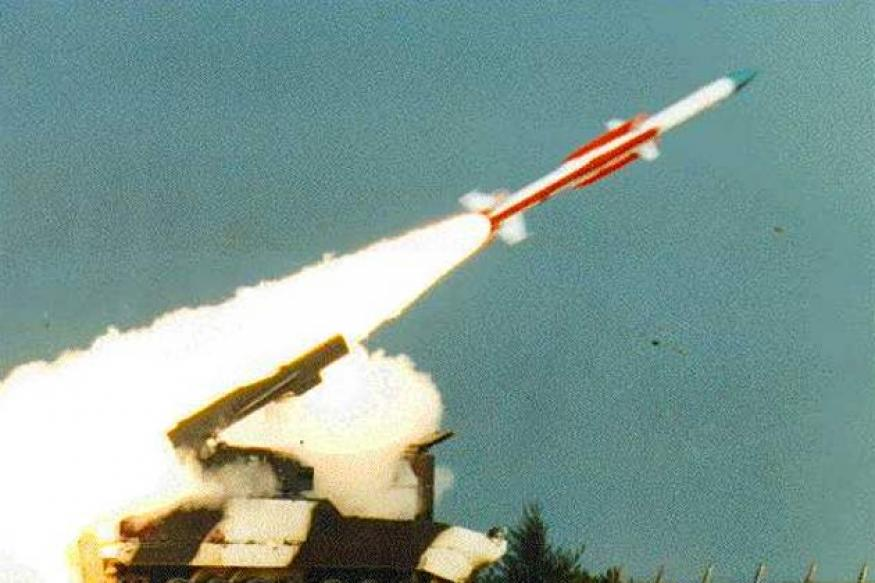 Two Akash missiles test-fired, 3rd in five days