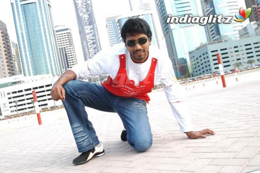 Allari Naresh's 'Action' completes first schedule
