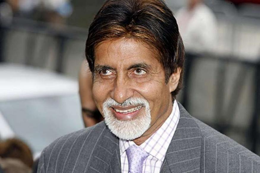 I am not a salesman: Amitabh Bachchan