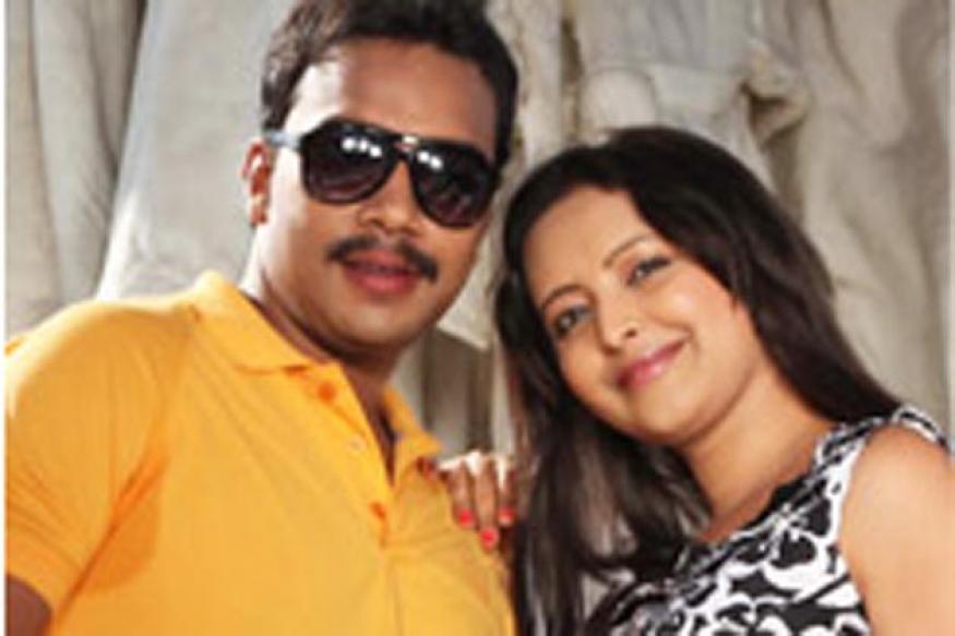 Bharat Sarja starts shooting for 'Pulakeshi'
