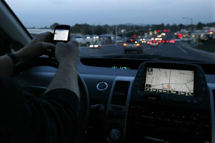 Texting kills 5,000 people every year in the US