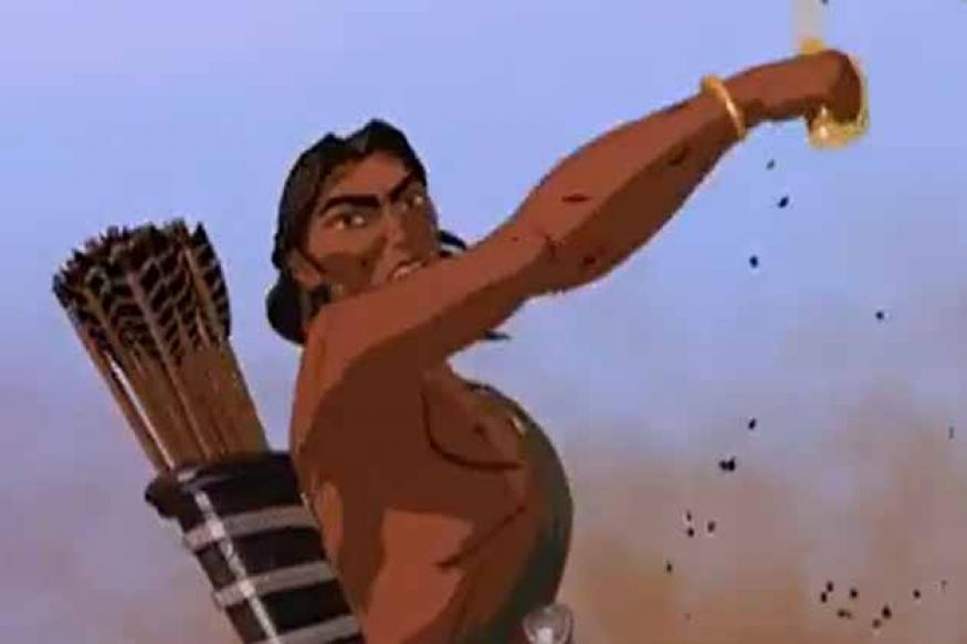 Friday Release: Animated action film 'Arjun'
