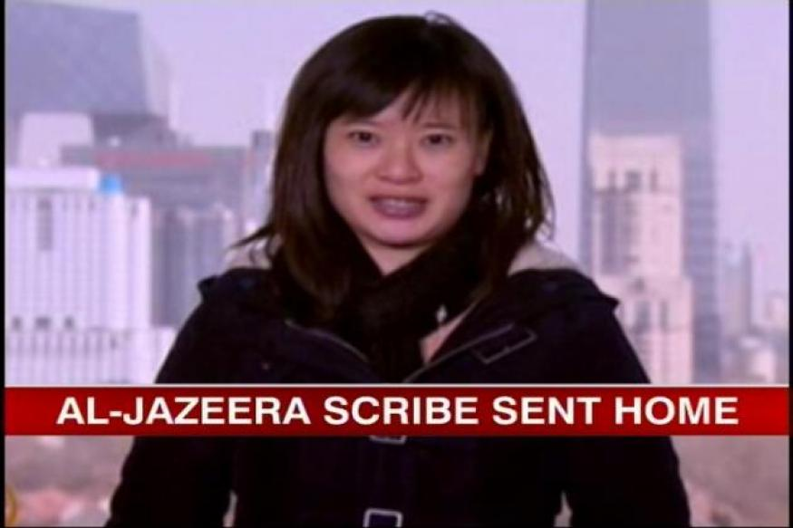 China expels al-Jazeera English reporter