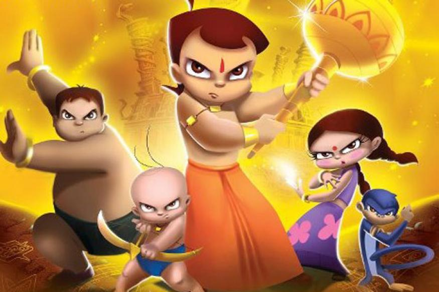 Review: Chhota Bheem and the Curse of Damyaan