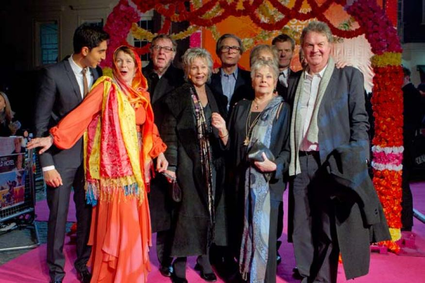 Tweet Review: The Best Exotic Marigold Hotel