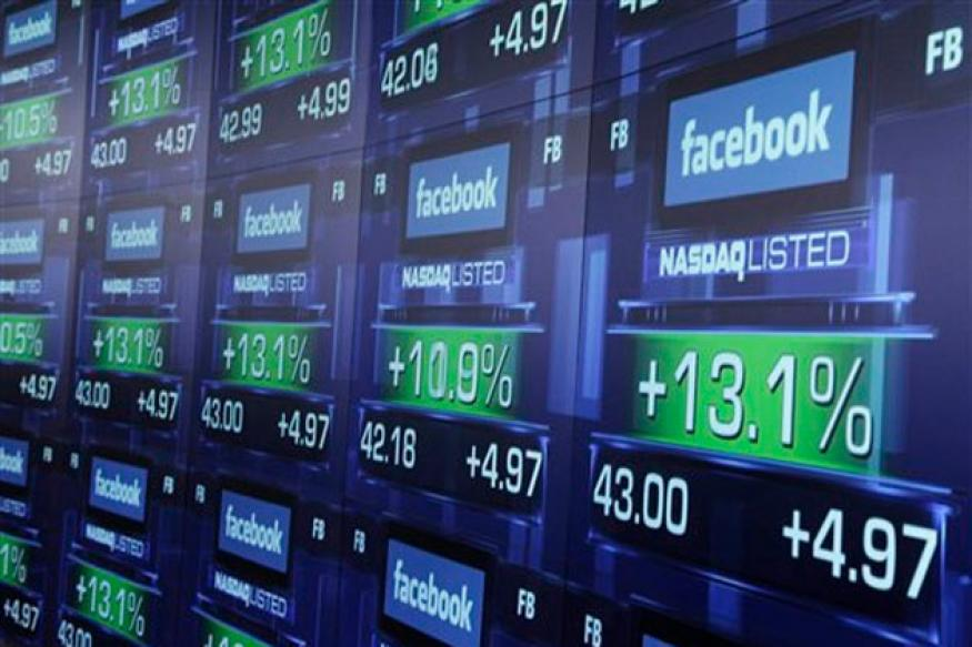 Facebook's IPO debut worsens, shares sink 11 pc