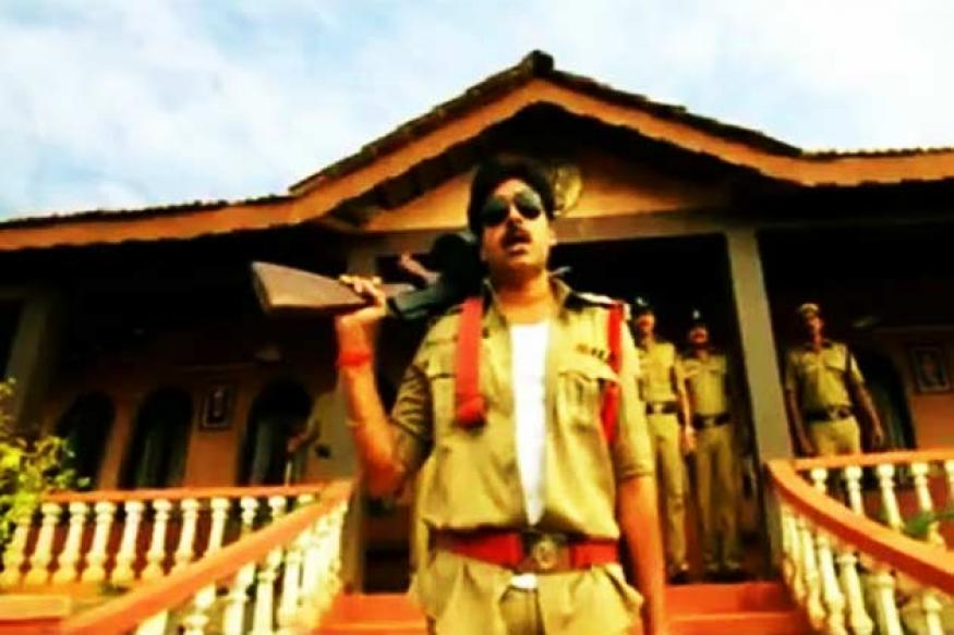 Gabbar Singh: Police upset with 'uniform misuse'