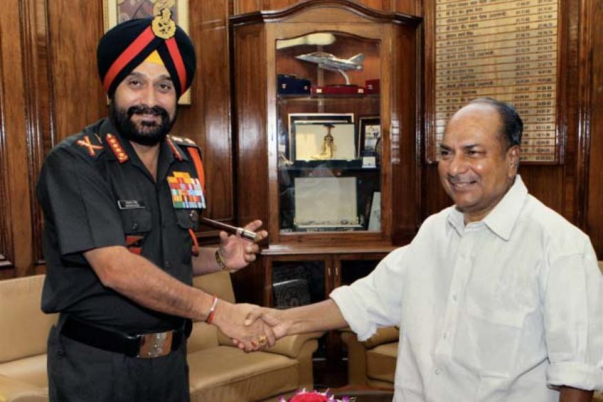 Know your Army Chief General Bikram Singh