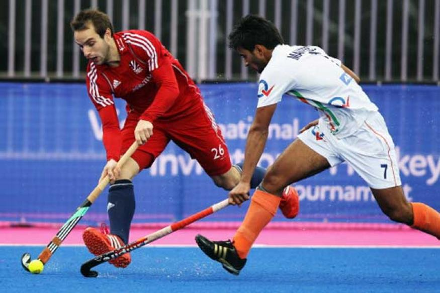 India lose bronze medal match 1-2 to Britain
