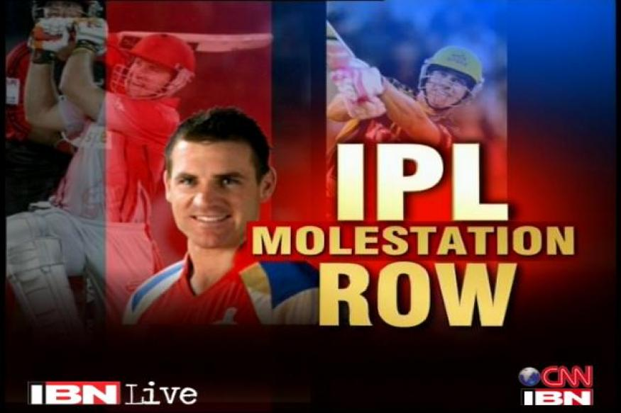 IPL molestation: Victim's threat claims to be probed