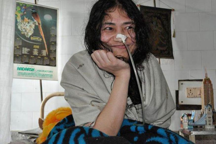 Irom Sharmila's fast in 'Ripley's Believe It or Not'