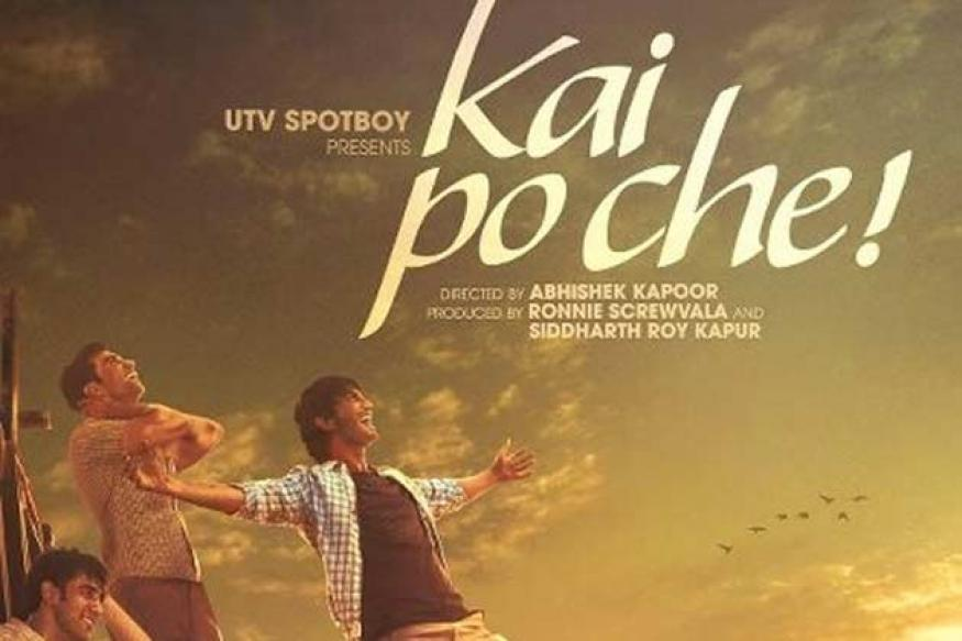 First Look: Abhishek Kapoor's film 'Kai Po Che'