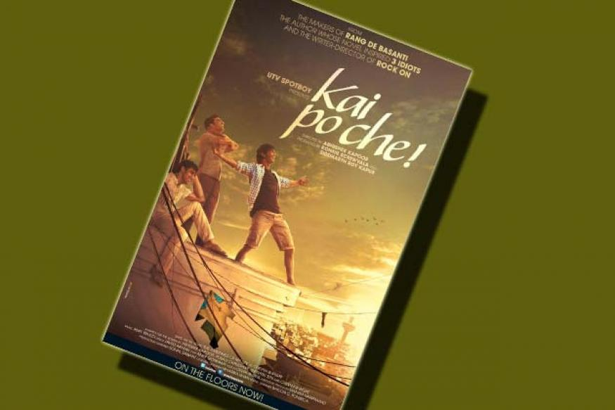 'Kai Po Che!' to be released in January 2013