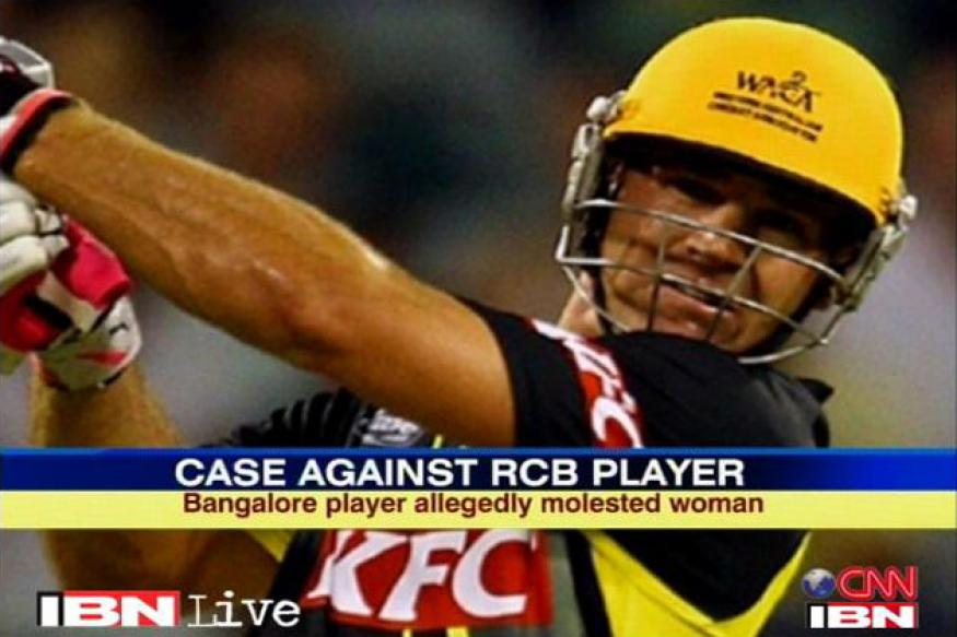 Molestation case: RCB player Luke gets interim bail