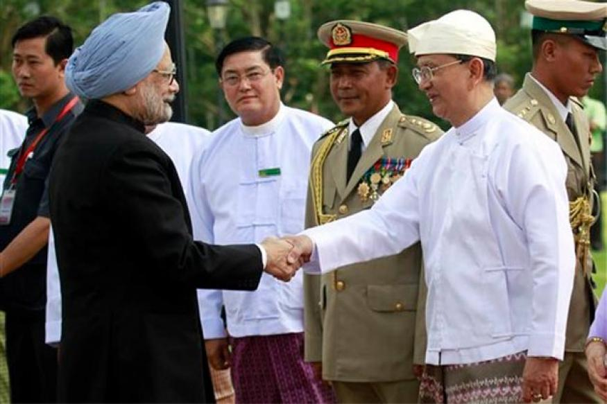 Myanmar to get $ 500 mn line of credit from India