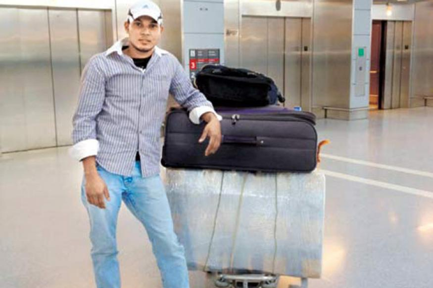 Marooned at Toronto airport over Rs 1800 dues