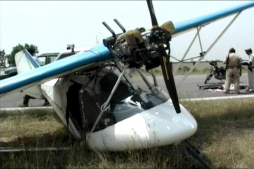 Meerut: Two-seater aircraft crashes, 1 dead