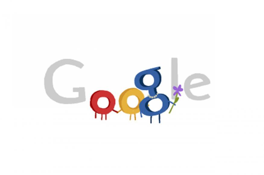 Mother's Day: Google wishes mothers with a doodle