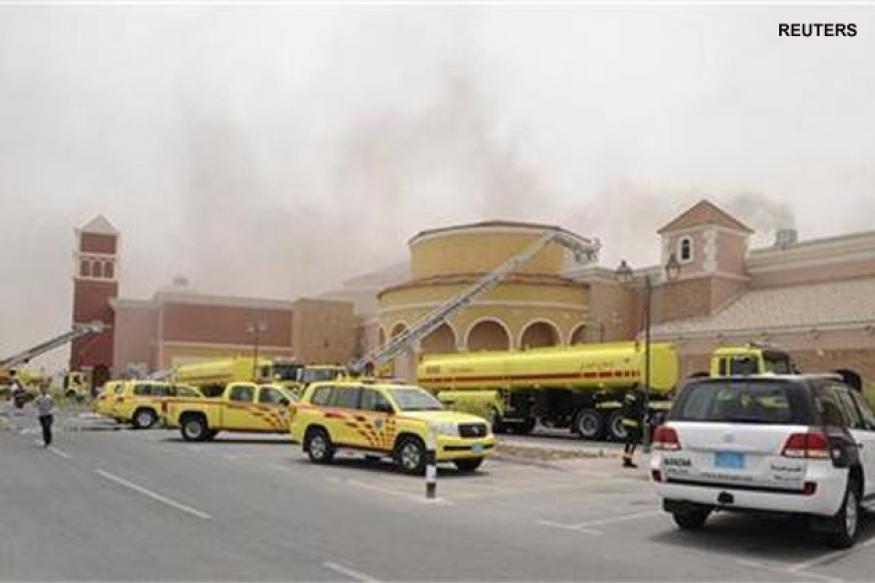 Fire in upscale Qatar mall kills 19, mostly children