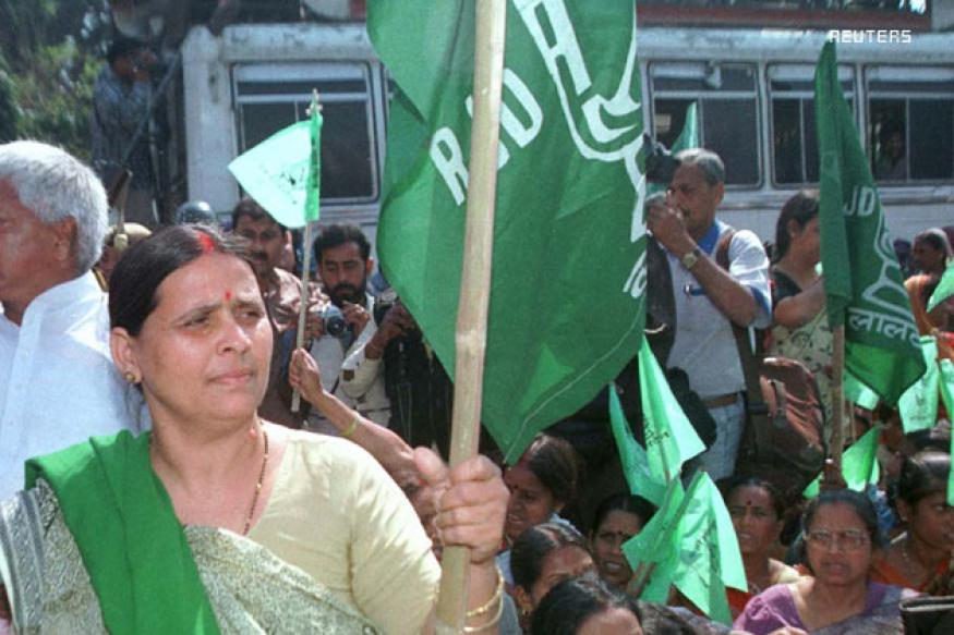 My sons and daughters would join politics: Rabri