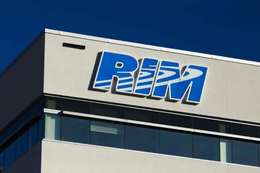 RIM loses another senior executive