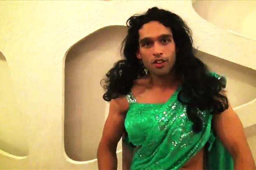 Watch: Sidhartha Mallya in drag