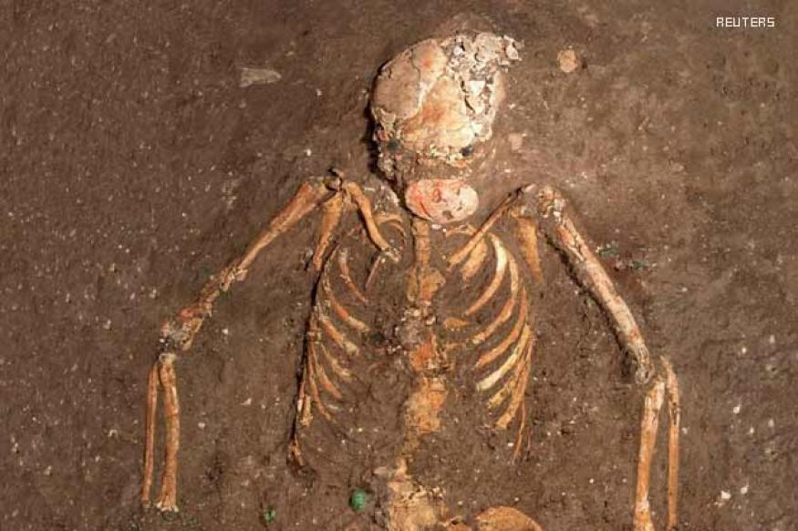 Skeleton found in Bangalore house