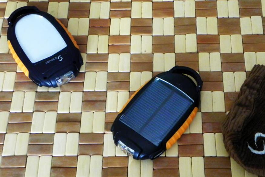 Review: Solmate Flare portable solar charger