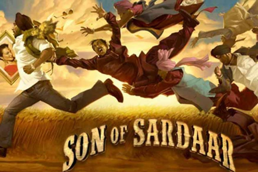Watch: The motion poster of 'Son Of Sardaar'