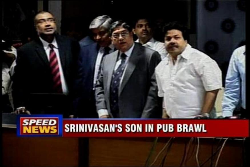 Mumbai: BCCI chief's son arrested in brawl case