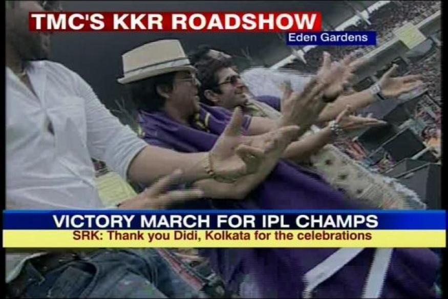 Only Kolkata will rule: Shah Rukh Khan