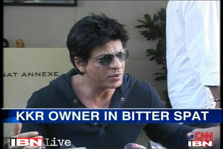 I got angry as my children were manhandled: SRK