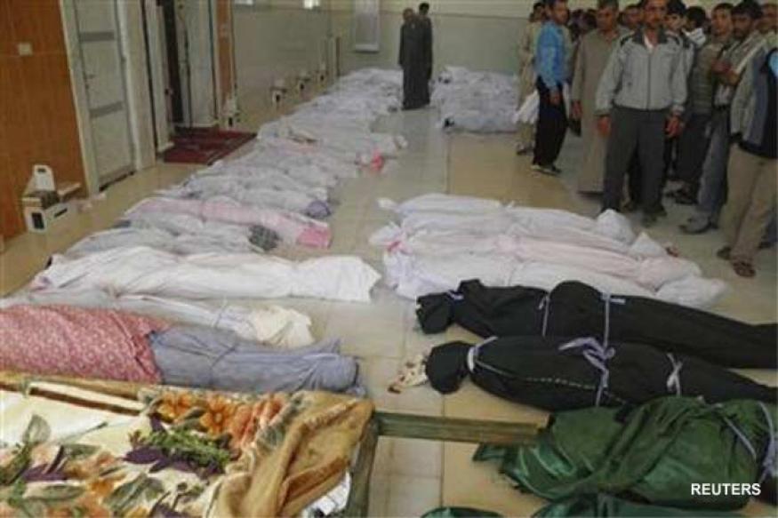 Over 90 killed including 32 children in Syria: UN