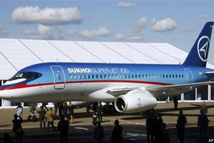 Russian superjet goes off radar in Indonesia
