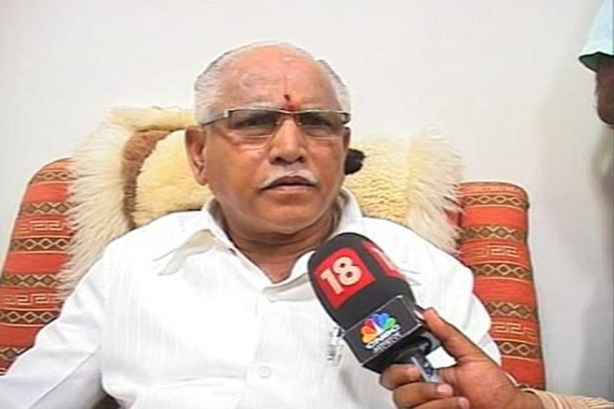 Yeddyurappa may announce his plans today