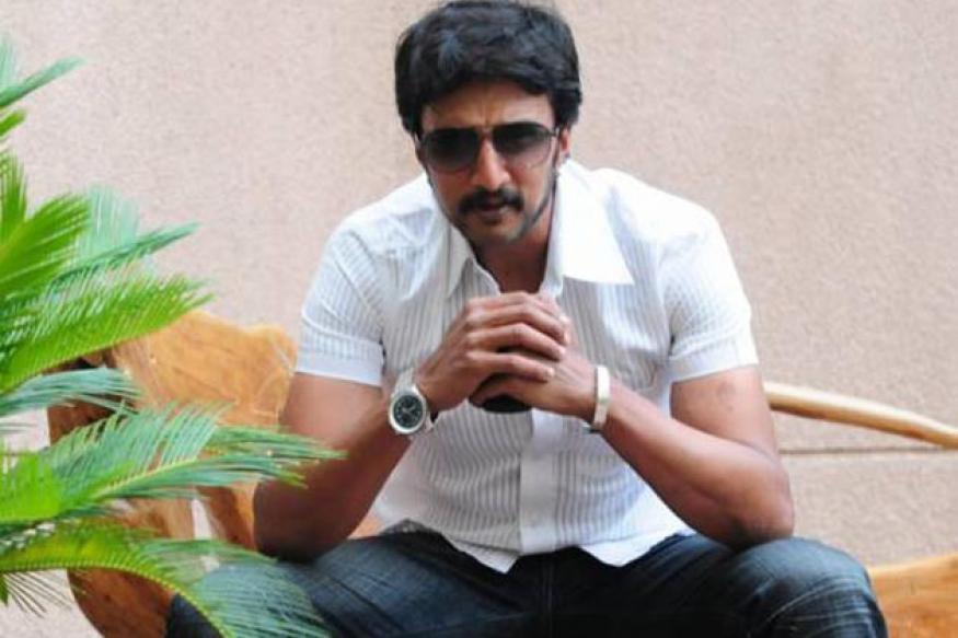 Kiccha Sudeep now to act in 'Bachchan'