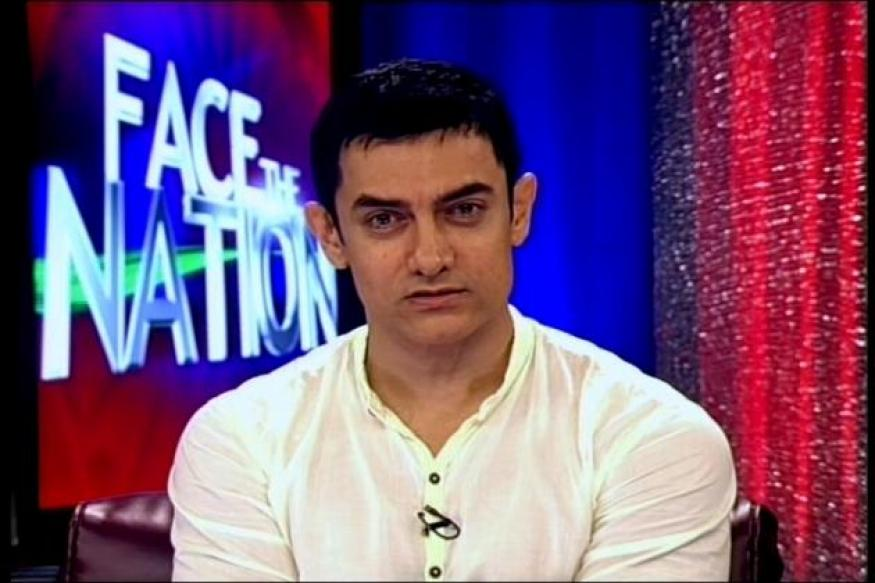 Aamir unaffected by low 'Satyamev Jayate' TRPs