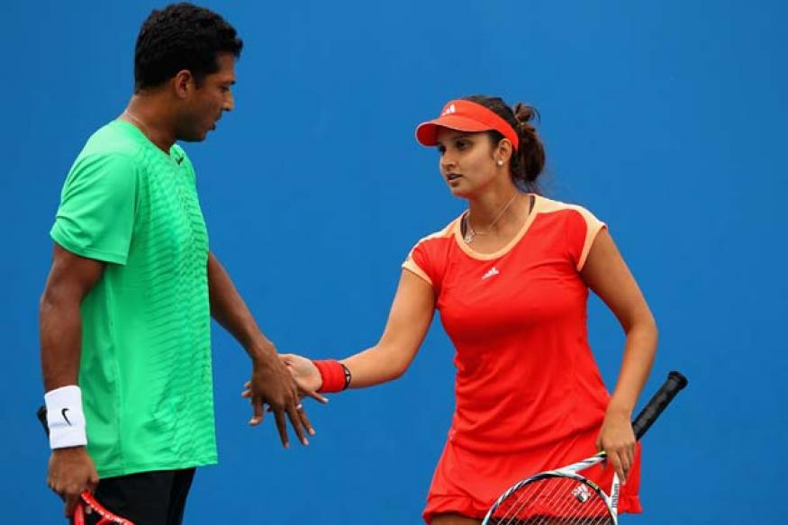Bhupathi-Sania in quarters of French Open