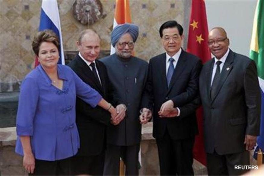 BRICS pledges $ 75 billion to IMF's bailout fund