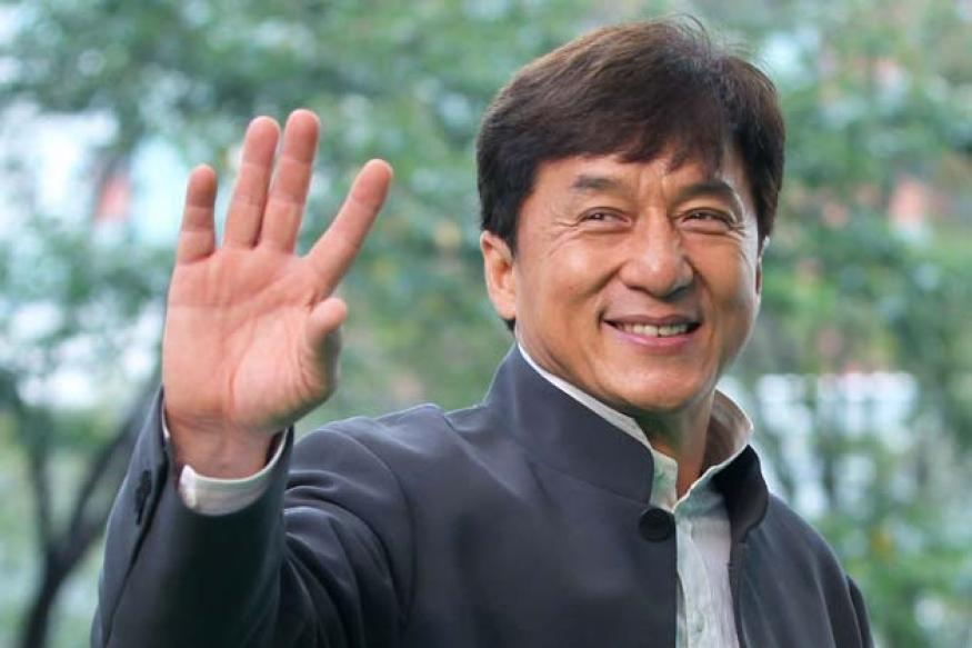 Jackie Chan lands a comedy role
