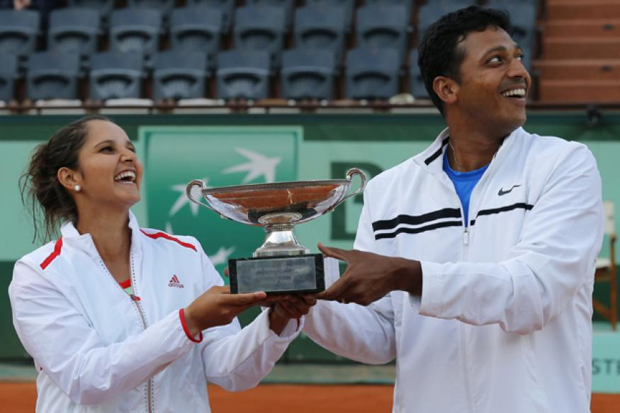 Sania-Bhupathi: next up - London Olympics?