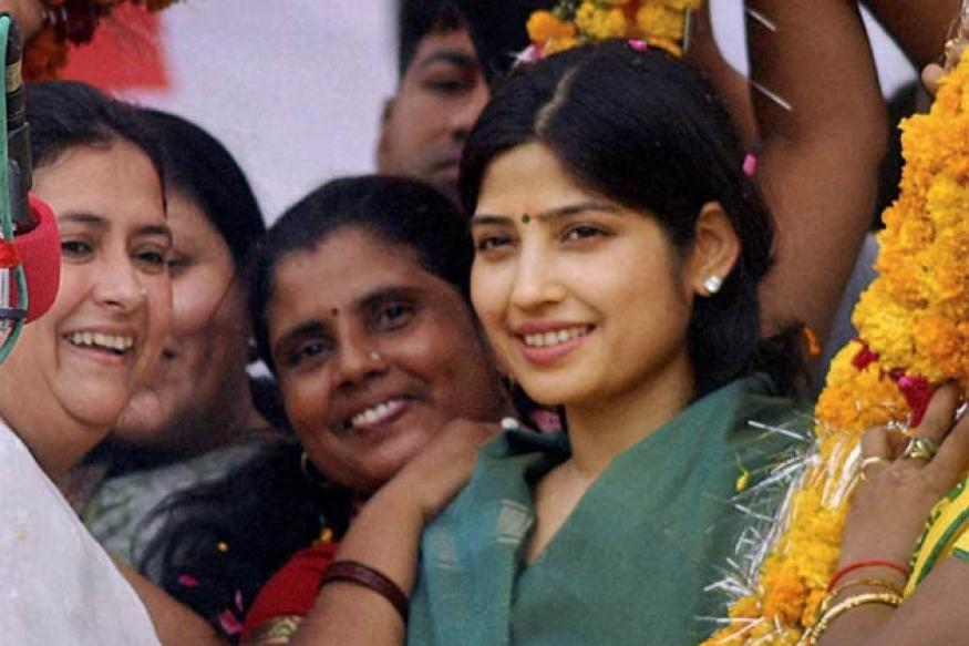 UP: Dimple Yadav elected unopposed from Kannauj