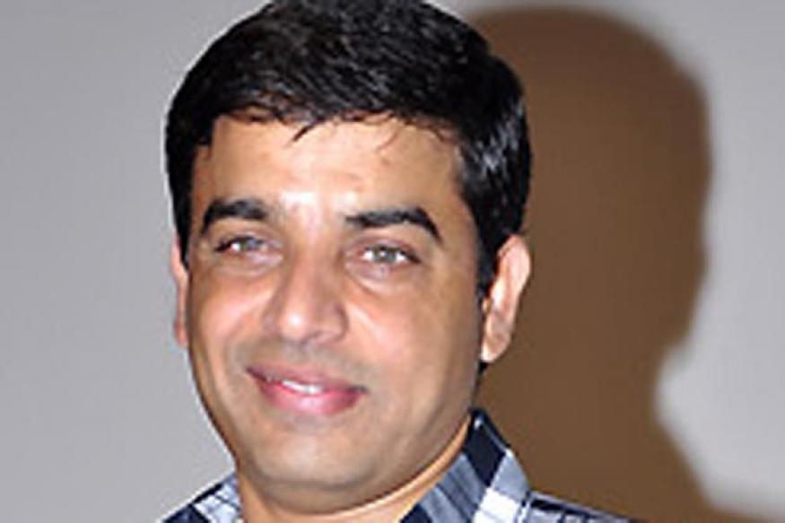 Director Dil Raju reveals first look of 'SVSC'