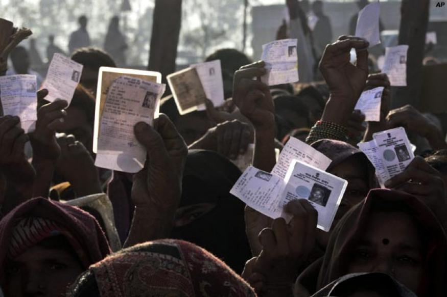 UP civic polls: Polling in Lucknow today